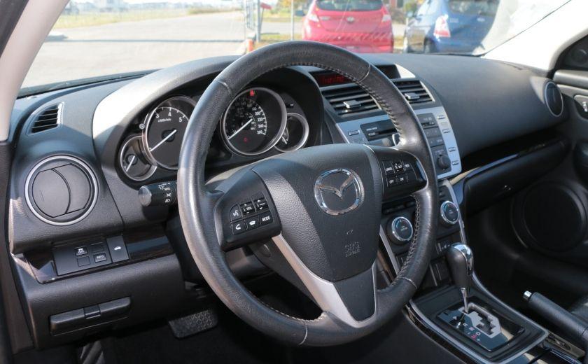 2013 Mazda 6 GT AUTO CUIR TOIT BLUETOOTH MAGS #8