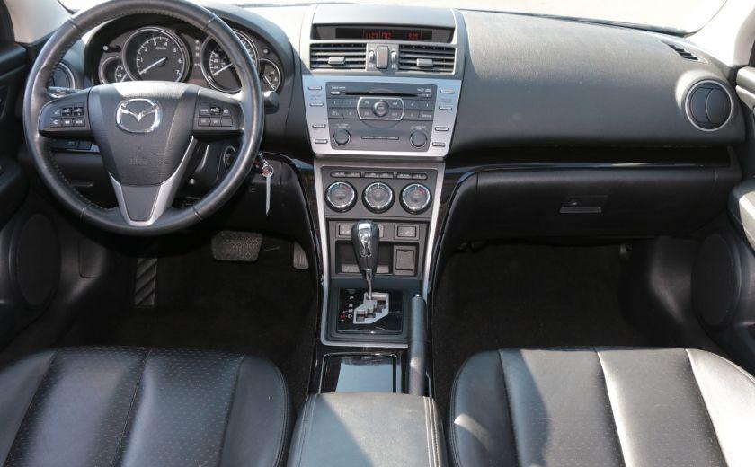 2013 Mazda 6 GT AUTO CUIR TOIT BLUETOOTH MAGS #13
