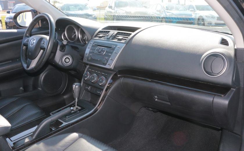 2013 Mazda 6 GT AUTO CUIR TOIT BLUETOOTH MAGS #26