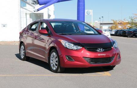 2013 Hyundai Elantra GL MAN A/C GR ELECT BLUETOOTH in Abitibi