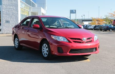2013 Toyota Corolla CE A/C GR ELECT in Laval