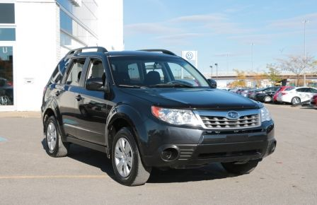 2012 Subaru Forester X Convenience A/C GR ELECT in Repentigny
