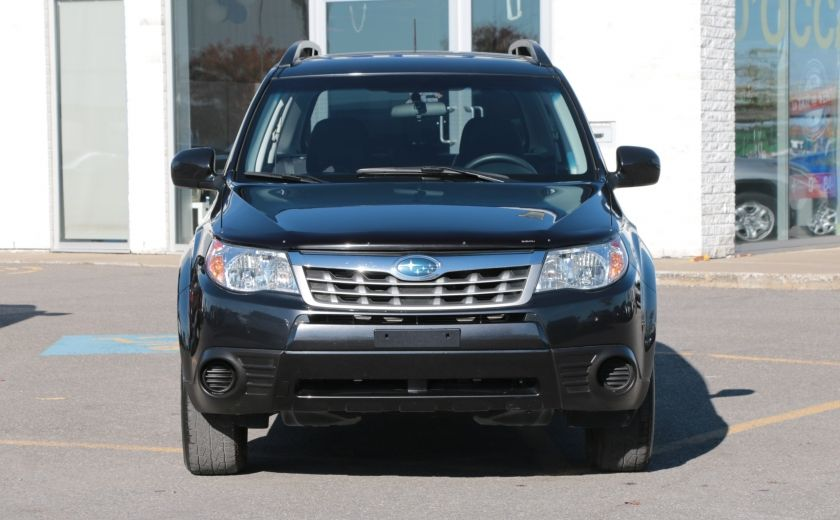 2012 Subaru Forester X Convenience A/C GR ELECT #1