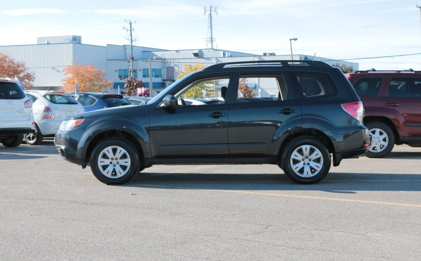 2012 Subaru Forester X Convenience A/C GR ELECT #3