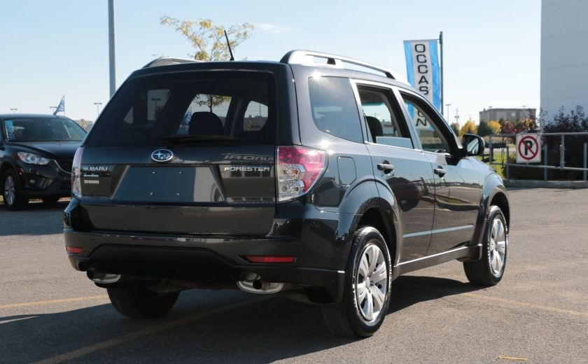 2012 Subaru Forester X Convenience A/C GR ELECT #6