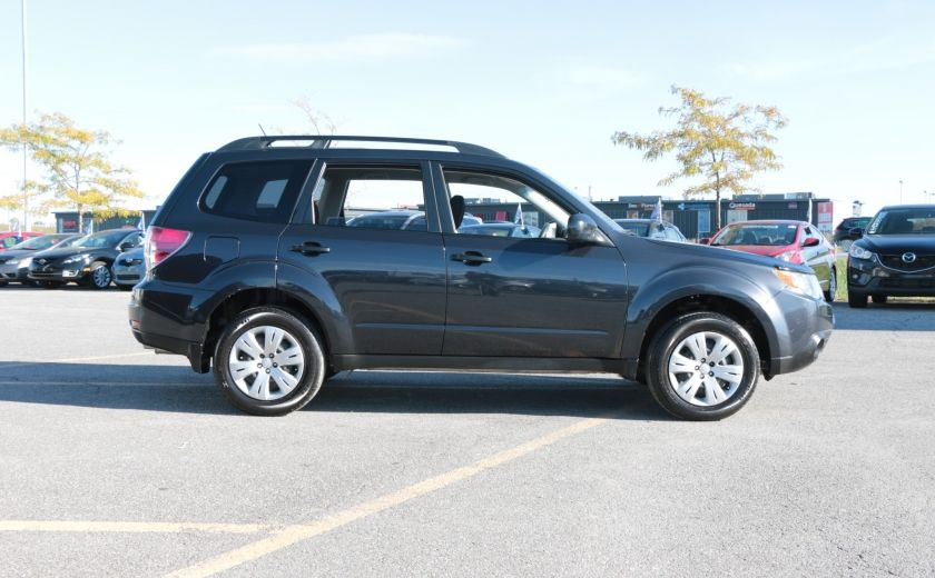 2012 Subaru Forester X Convenience A/C GR ELECT #7