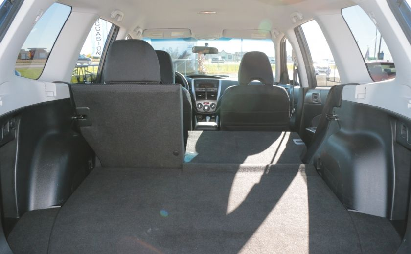2012 Subaru Forester X Convenience A/C GR ELECT #28