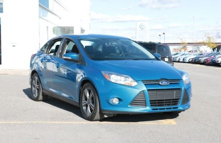 2014 Ford Focus SE A/C GR ELECT BLUETOOTH MAGS in Carignan
