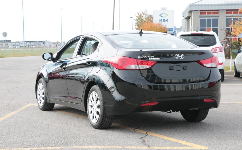 2013 Hyundai Elantra GL AUTO A/C GR ELECT #4