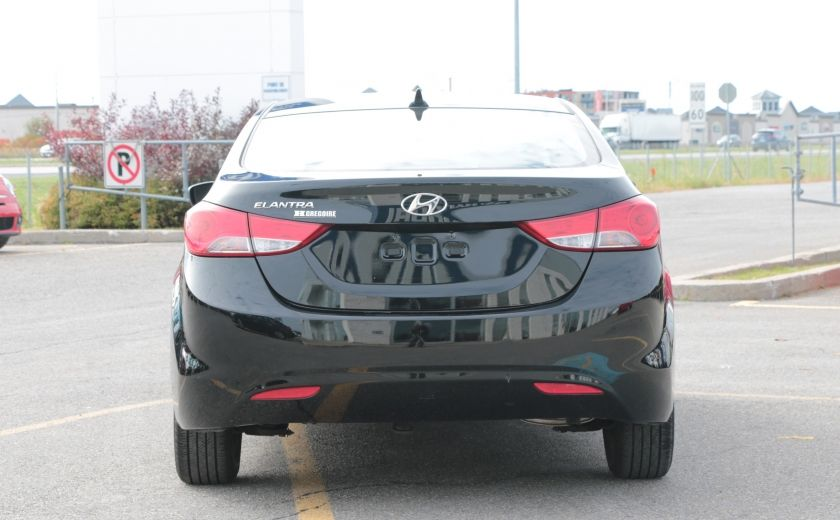 2013 Hyundai Elantra GL AUTO A/C GR ELECT #5