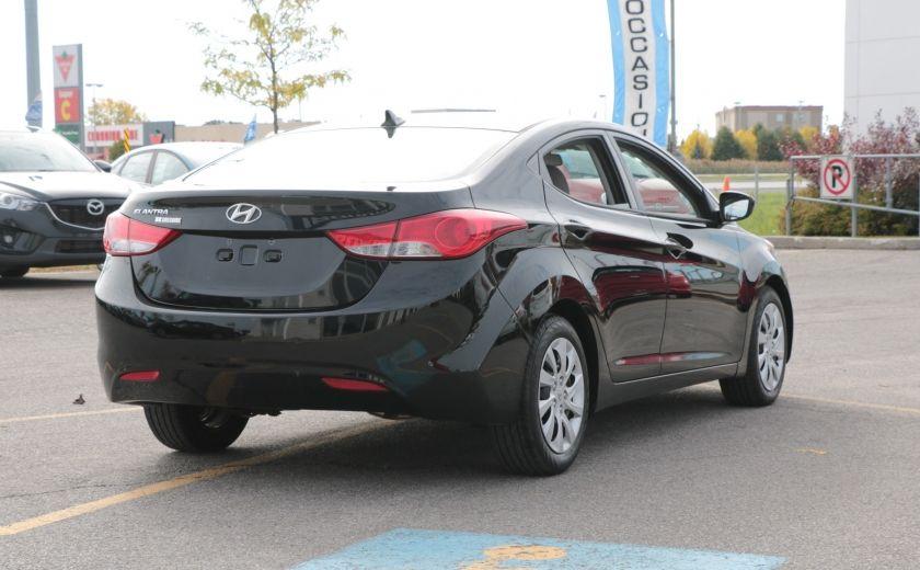 2013 Hyundai Elantra GL AUTO A/C GR ELECT #6
