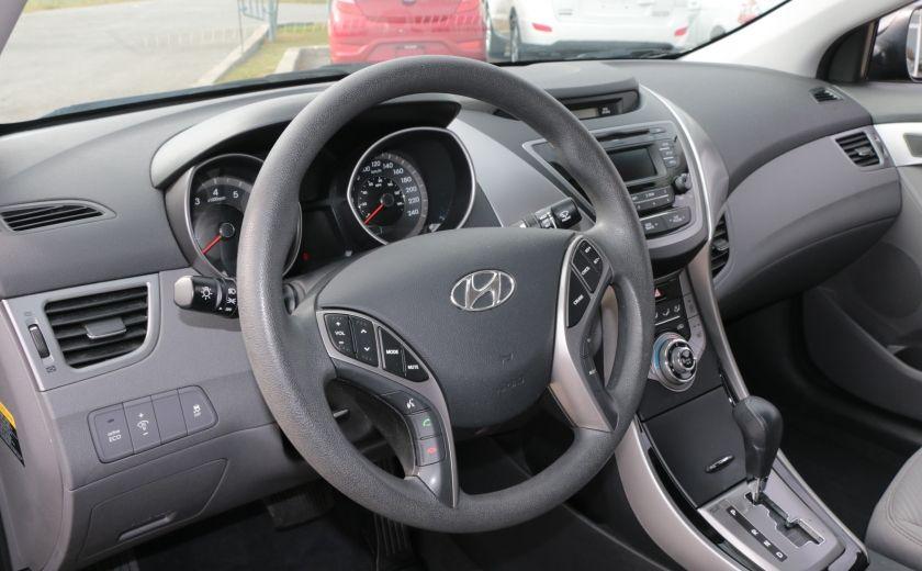2013 Hyundai Elantra GL AUTO A/C GR ELECT #8