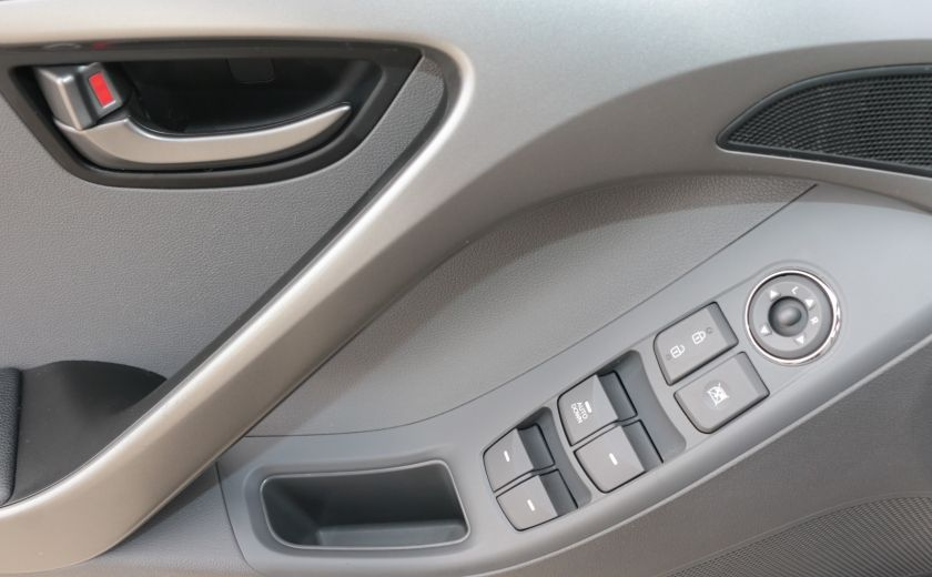 2013 Hyundai Elantra GL AUTO A/C GR ELECT #10