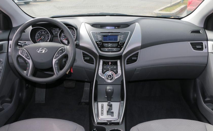 2013 Hyundai Elantra GL AUTO A/C GR ELECT #11