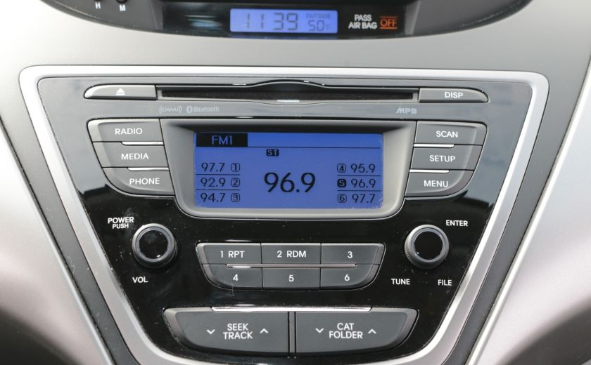 2013 Hyundai Elantra GL AUTO A/C GR ELECT #14