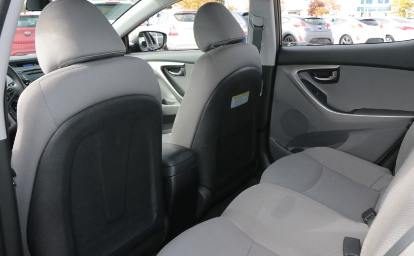 2013 Hyundai Elantra GL AUTO A/C GR ELECT #18