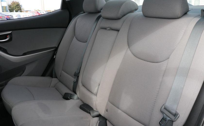 2013 Hyundai Elantra GL AUTO A/C GR ELECT #19