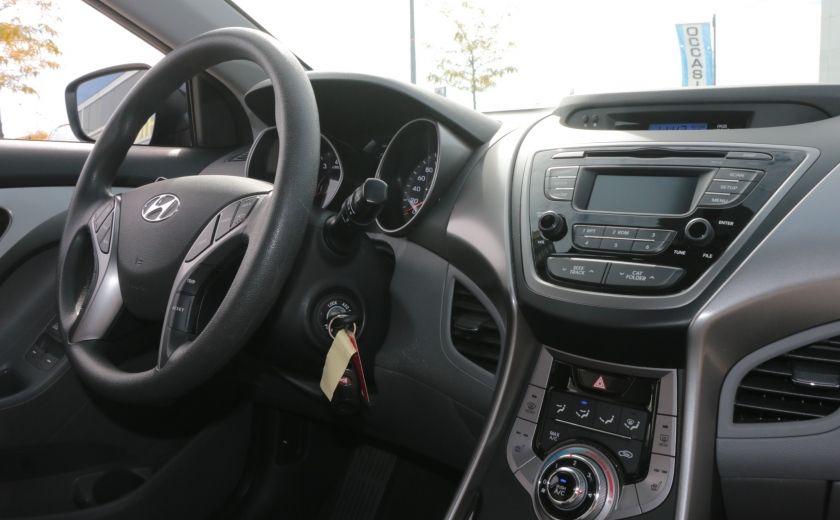 2013 Hyundai Elantra GL AUTO A/C GR ELECT #23
