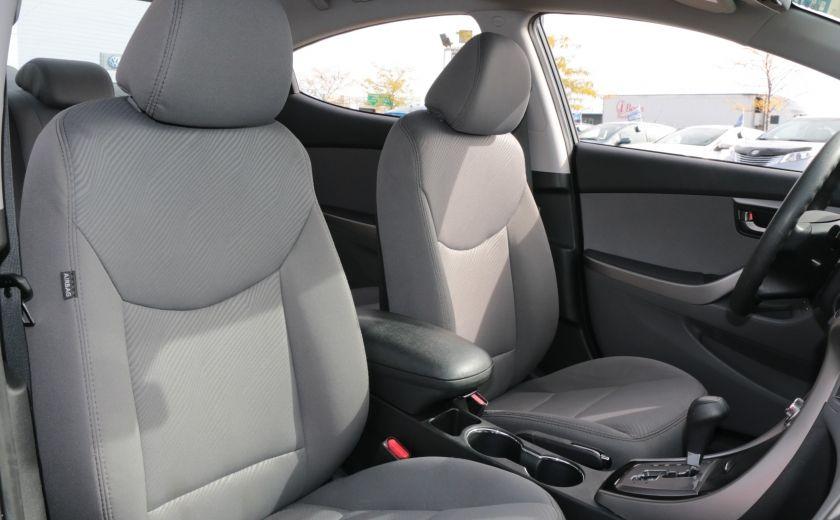 2013 Hyundai Elantra GL AUTO A/C GR ELECT #24