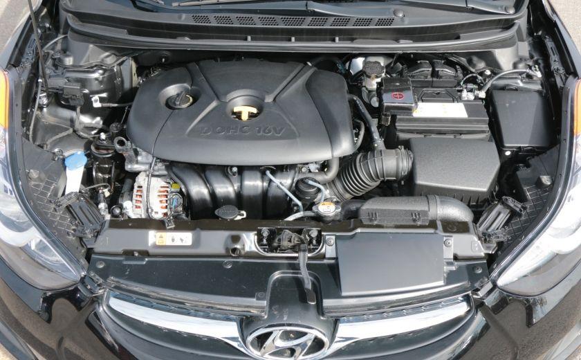 2013 Hyundai Elantra GL AUTO A/C GR ELECT #25