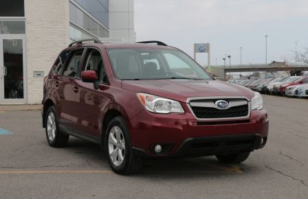 2014 Subaru Forester i Limited AWD A/C TOIT CAMERA BLUETOOTH MAGS à Abitibi