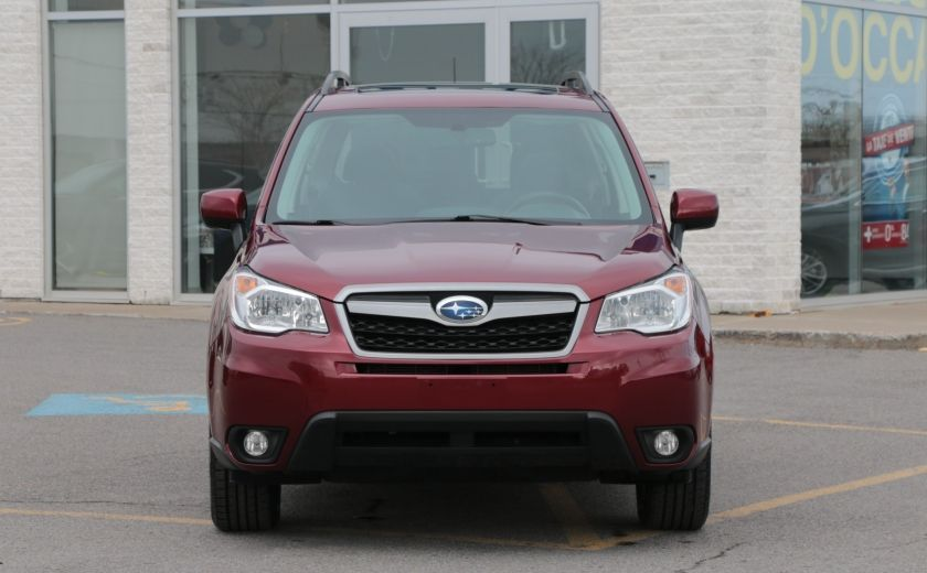 2014 Subaru Forester i Limited AWD A/C TOIT CAMERA BLUETOOTH MAGS #1