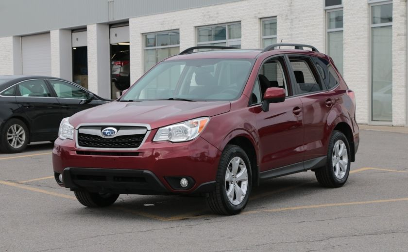 2014 Subaru Forester i Limited AWD A/C TOIT CAMERA BLUETOOTH MAGS #2