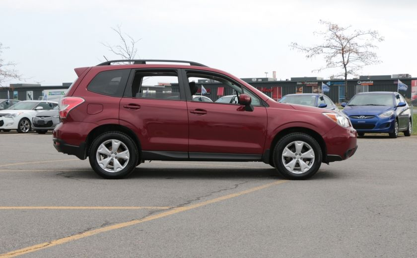 2014 Subaru Forester i Limited AWD A/C TOIT CAMERA BLUETOOTH MAGS #7