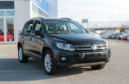 2013 Volkswagen Tiguan Comfortline 4MOTION A/C CUIR TOIT PANO in Sherbrooke