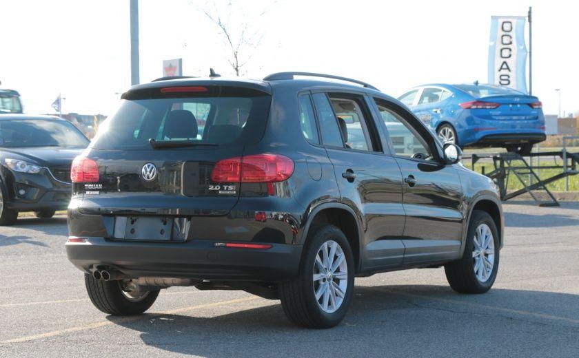 2013 Volkswagen Tiguan Comfortline 4MOTION A/C CUIR TOIT PANO #6