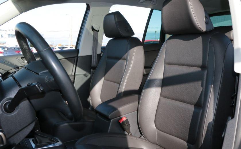 2013 Volkswagen Tiguan Comfortline 4MOTION A/C CUIR TOIT PANO #9