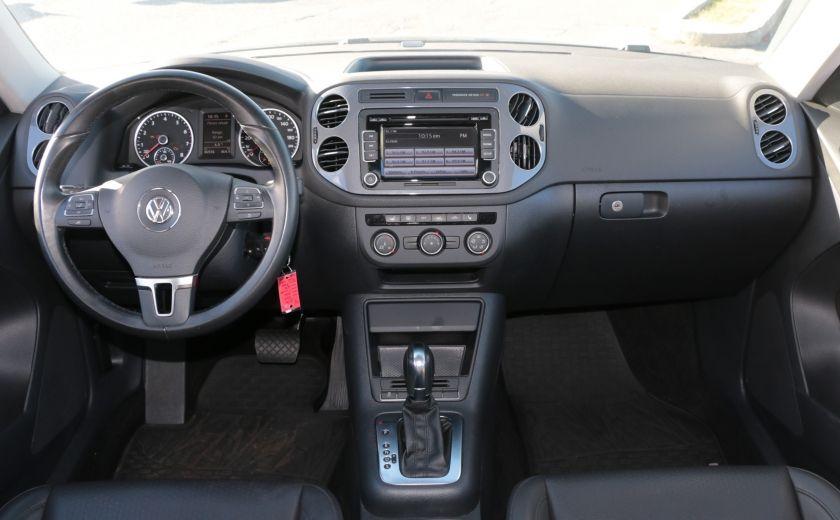 2013 Volkswagen Tiguan Comfortline 4MOTION A/C CUIR TOIT PANO #13