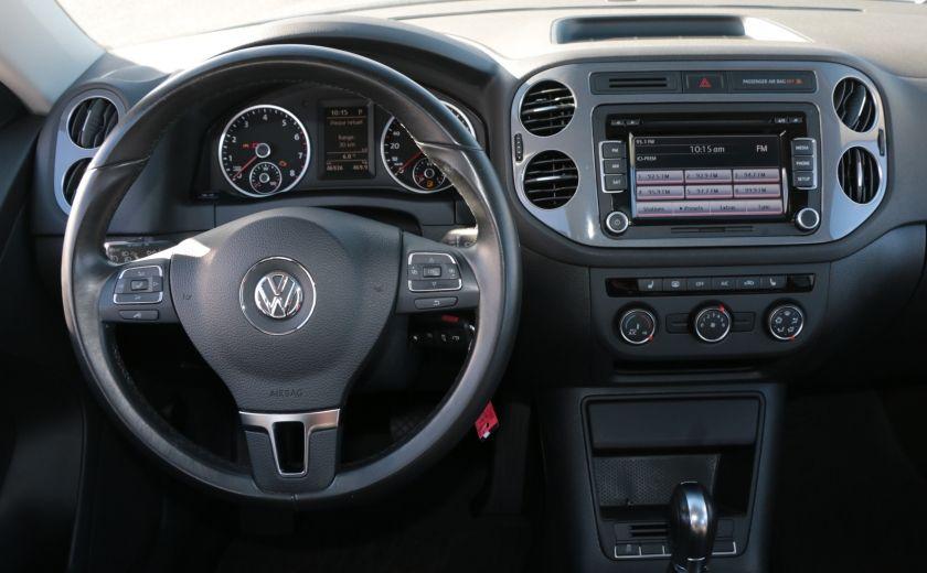 2013 Volkswagen Tiguan Comfortline 4MOTION A/C CUIR TOIT PANO #14