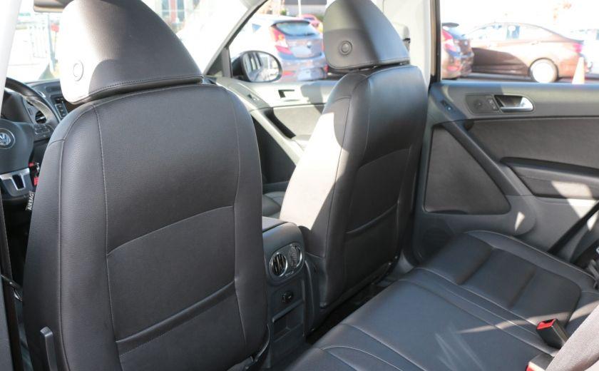 2013 Volkswagen Tiguan Comfortline 4MOTION A/C CUIR TOIT PANO #20