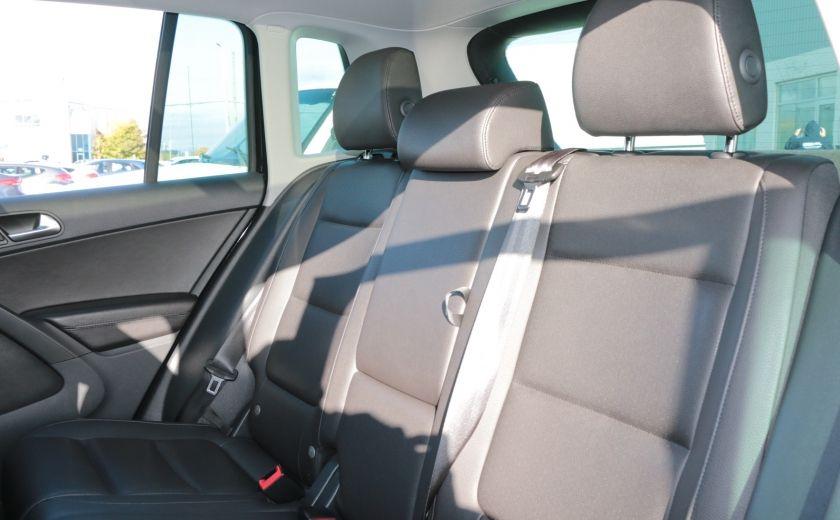 2013 Volkswagen Tiguan Comfortline 4MOTION A/C CUIR TOIT PANO #21