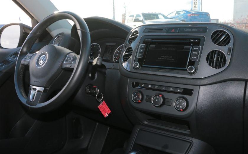 2013 Volkswagen Tiguan Comfortline 4MOTION A/C CUIR TOIT PANO #25