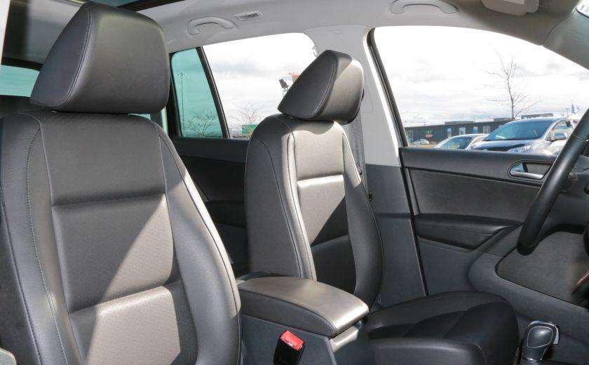 2013 Volkswagen Tiguan Comfortline 4MOTION A/C CUIR TOIT PANO #26