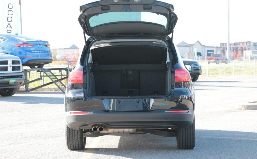 2013 Volkswagen Tiguan Comfortline 4MOTION A/C CUIR TOIT PANO #29