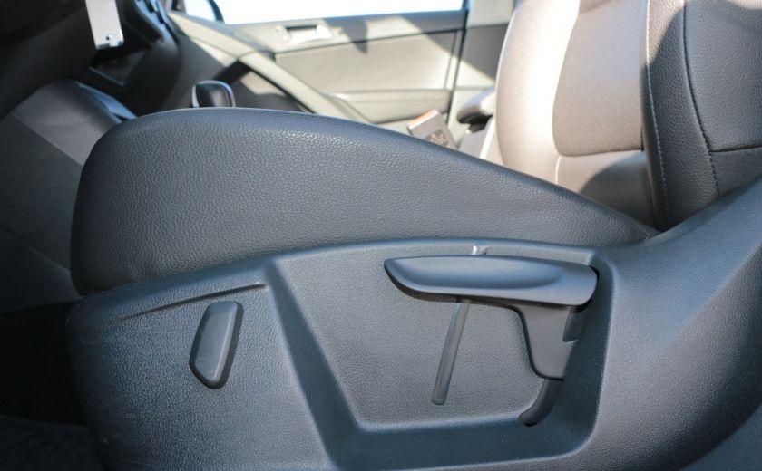 2013 Volkswagen Tiguan Comfortline 4MOTION A/C CUIR TOIT PANO #11