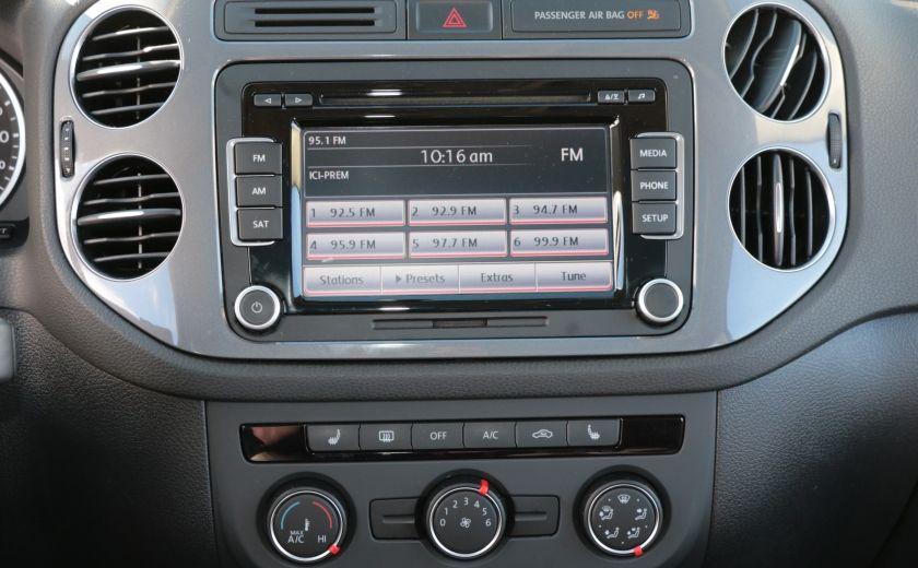 2013 Volkswagen Tiguan Comfortline 4MOTION A/C CUIR TOIT PANO #16