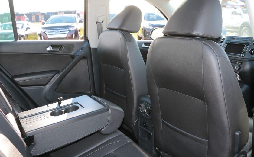 2013 Volkswagen Tiguan Comfortline 4MOTION A/C CUIR TOIT PANO #22