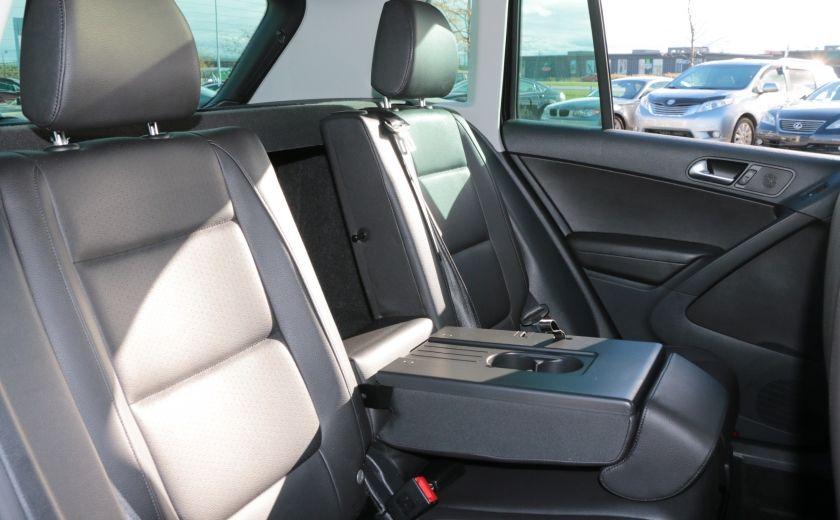 2013 Volkswagen Tiguan Comfortline 4MOTION A/C CUIR TOIT PANO #23