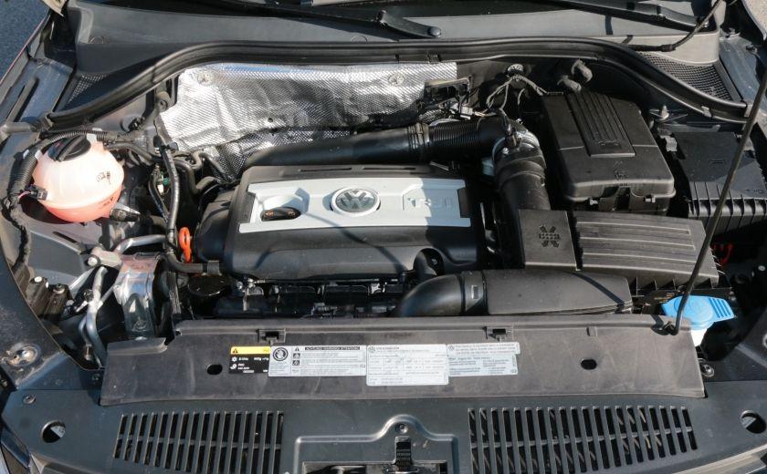 2013 Volkswagen Tiguan Comfortline 4MOTION A/C CUIR TOIT PANO #27