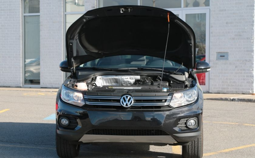 2013 Volkswagen Tiguan Comfortline 4MOTION A/C CUIR TOIT PANO #28