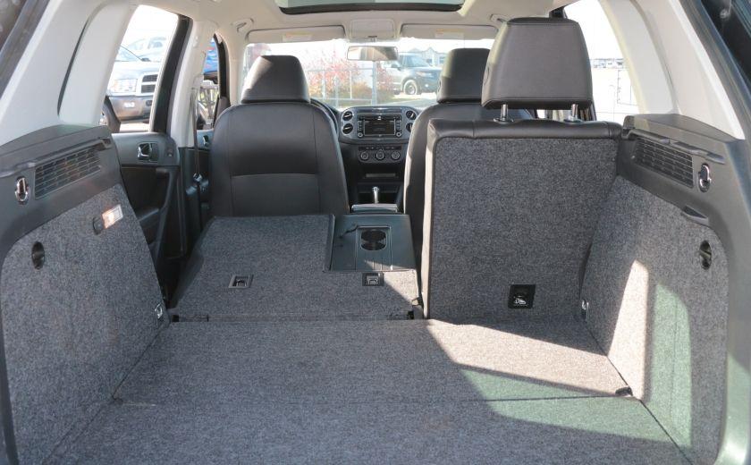 2013 Volkswagen Tiguan Comfortline 4MOTION A/C CUIR TOIT PANO #31