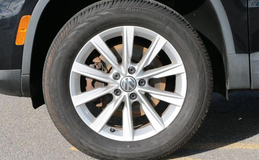 2013 Volkswagen Tiguan Comfortline 4MOTION A/C CUIR TOIT PANO #32