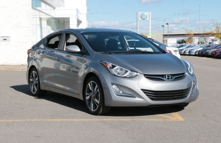 2016 Hyundai Elantra GLS MAN A/C CAMERA BLUETOOTH MAGS in Gatineau