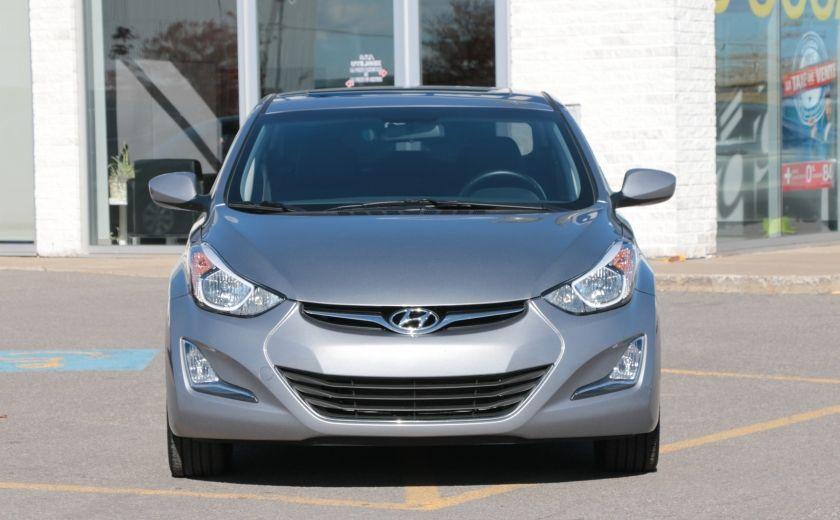 2016 Hyundai Elantra GLS MAN A/C CAMERA BLUETOOTH MAGS #1