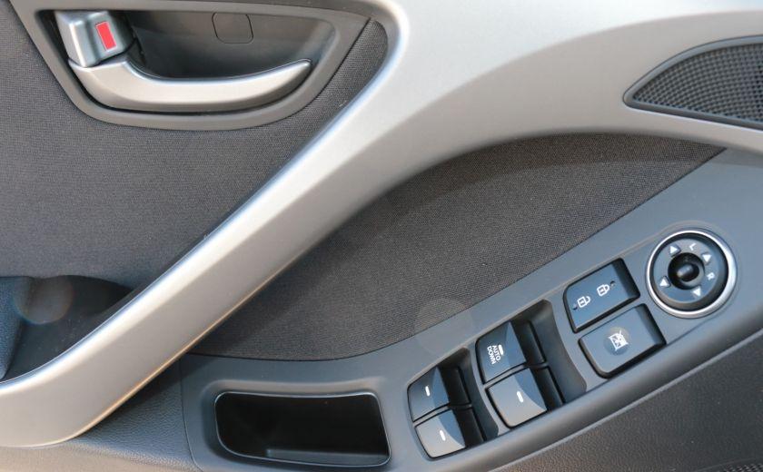 2016 Hyundai Elantra GLS MAN A/C CAMERA BLUETOOTH MAGS #10