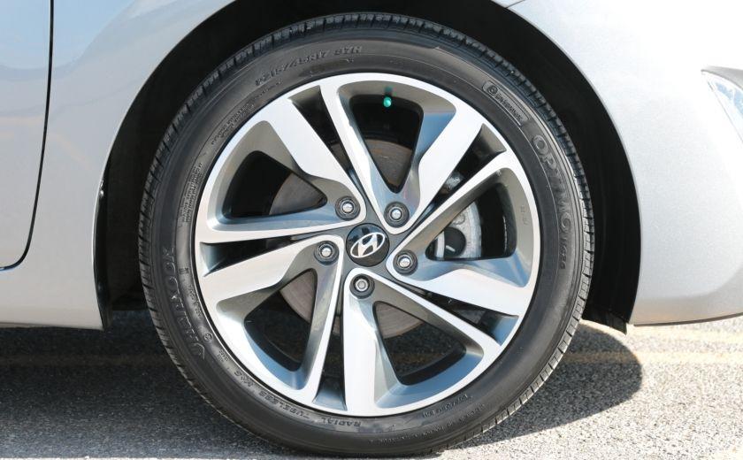 2016 Hyundai Elantra GLS MAN A/C CAMERA BLUETOOTH MAGS #29